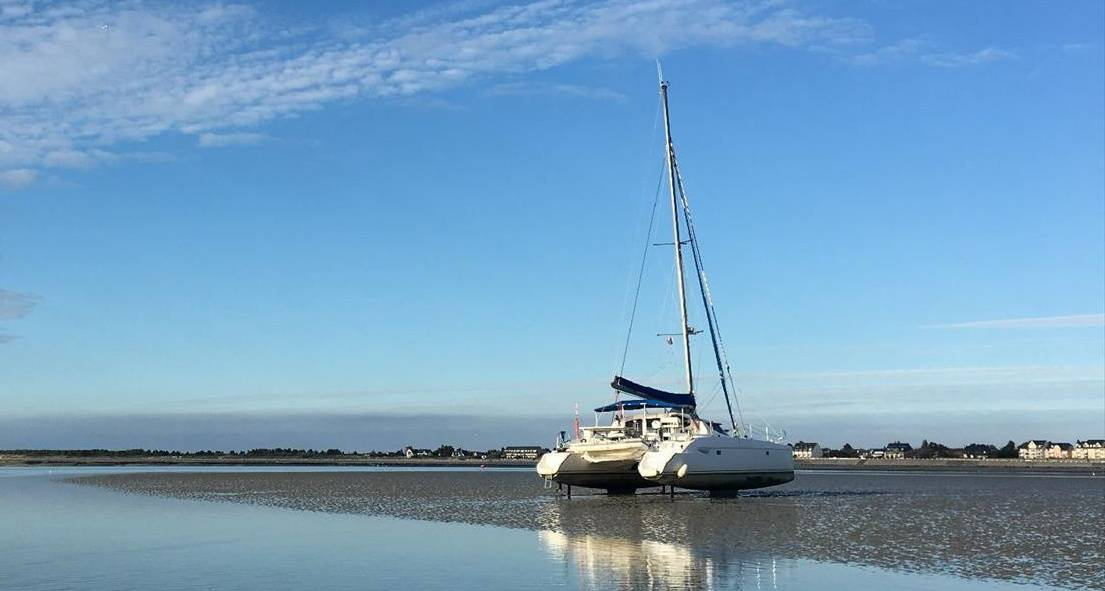 Catamaran Vendée