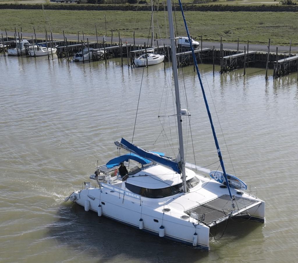 Catamaran PACO II